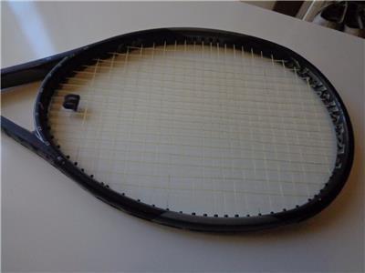 Grommets /& Bumper for Wilson Hammer H1,135 head size tennis racquet,G7531 RARE