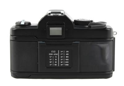 fully manual 35mm film camera