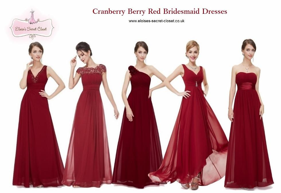 Secret Garden: RED / CRANBERRY / CLARET/ WINE Dresses