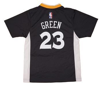 Youth Draymond Green Golden State Warriors Adidas Short Sleeve ... c6d176f32