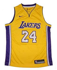 Youth Nike Kobe Bryant Los Angeles Lakers Gold Swingman Jersey - Icon  Edition a889129ab
