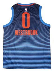 Youth Nike OKC Thunder  0 Russell Westbrook Statement Edition Swingman  Jersey 8ef4c2bba