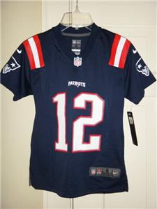 809f34bfcbb5e Youth Nike Tom Brady New England Patriots NFL Navy Color Rush Game Jersey   75. Click images to enlarge