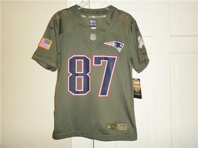 patriots salute to service jersey