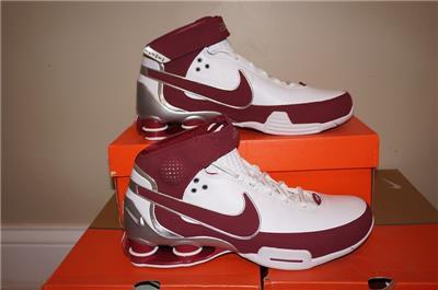 Nike Shox Elite II TB Mens Basketball Shoes. New in box. 5170b1219