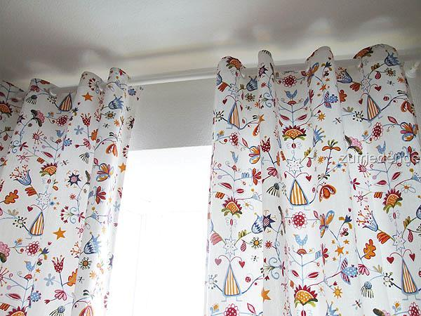 meterware ikea alfhild fagel landhausstil baumwolle cotton fabric ebay. Black Bedroom Furniture Sets. Home Design Ideas