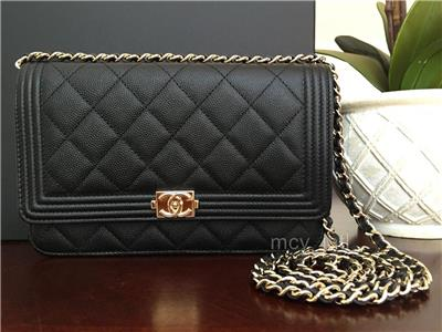 eef596a822ac Chanel Wallet On Chain Caviar 2017 | Stanford Center for Opportunity ...