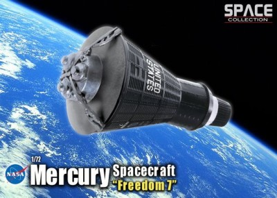Mercury Freedom 7 Space Capsule 50384 with LES Desk Top ...