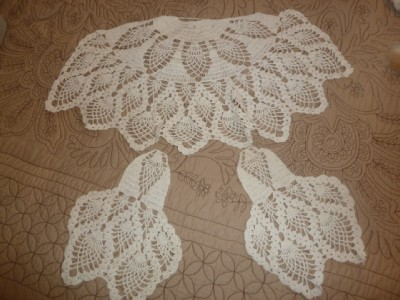 Crochet Arm Chair Covers Pattern | Free Crochet Patterns