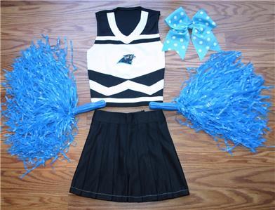 Brand New Cheerleader Child Costume Small