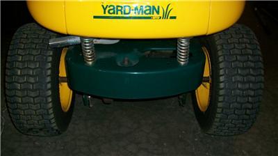 1999 YARD-MAN BUG 8.5.HP 28 INCH CUT RIDING LAWN MOWER ...
