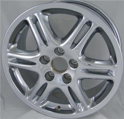 17 Chrome Acura CL Type S Factory/OEM Wheel/Rim 2003