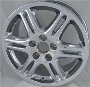 17 2003 Chrome Acura CL Type s Factory OEM Wheel Rim