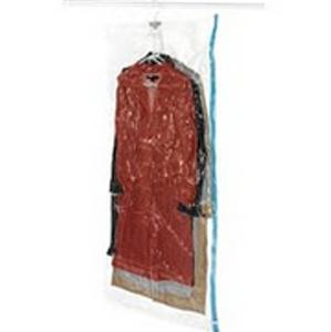 New Large Vacuum Seal Hanging Garment Bags Space Saver