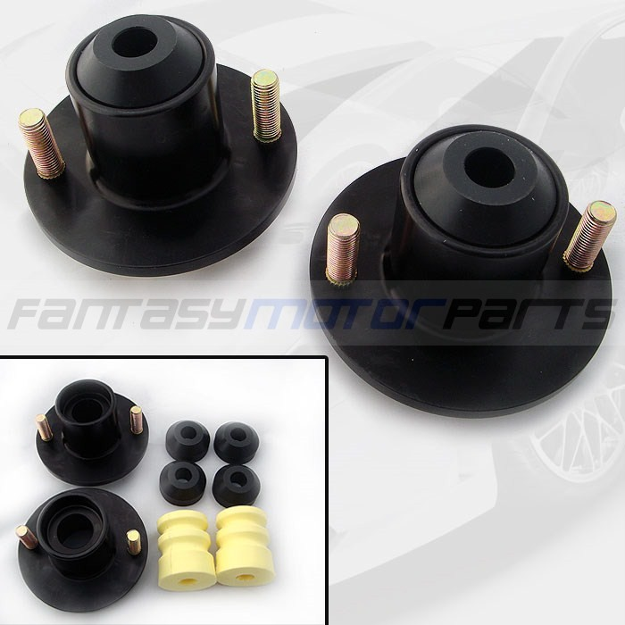 Coilover Top Hat: 88 89 90 91 CIVIC CRX COILOVER SHOCKS TOP MOUNT TOP HAT