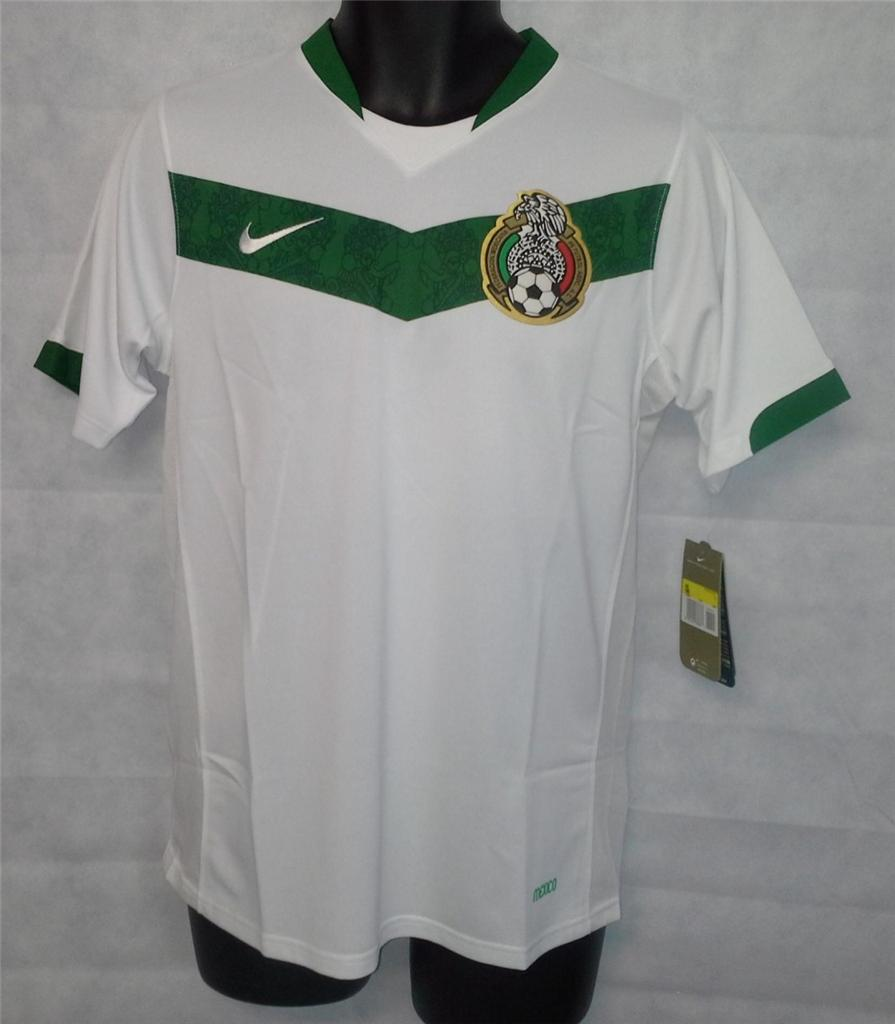 689aef7c2 Mexico White Soccer Jersey For Sale - Joe Maloy