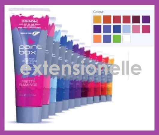 Carta Colores Elumen Tinte Fantasia Y Cuidado D Color Pinterest
