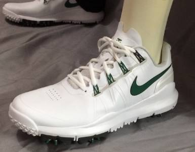 Tiger Woods  Nike Golf Shoes Special Edition