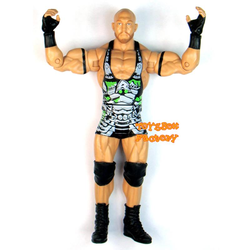wwe ryback quot feed me more quot wrestling action figure kid