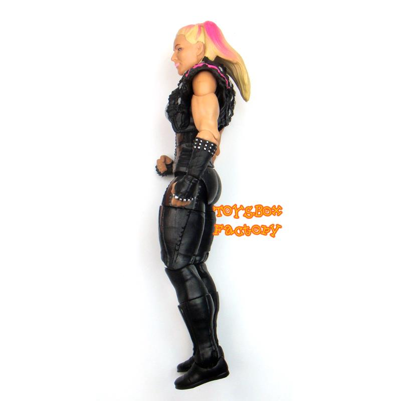 Natalya W Vest  Wwe Women Divas Champion Belt Wrestling -2868