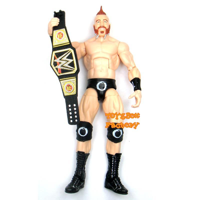 WWE Mattel Action Figure Accessory Championship Awards Black Table Elite loose