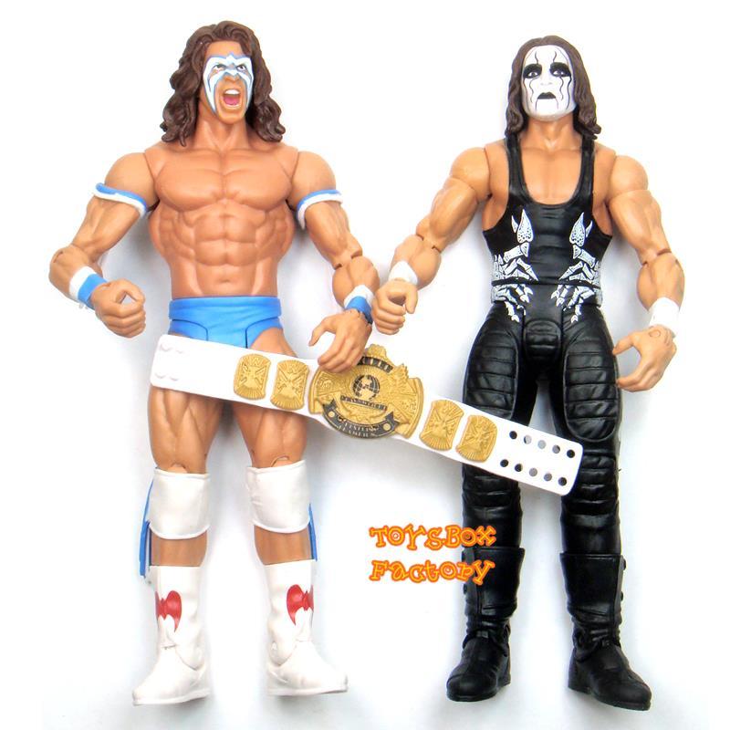 Warriors Orochi 3 Ultimate Item Box Locations: 2x WWF WWE Ultimate Warrior & Sting Winged Eagle Wrestling