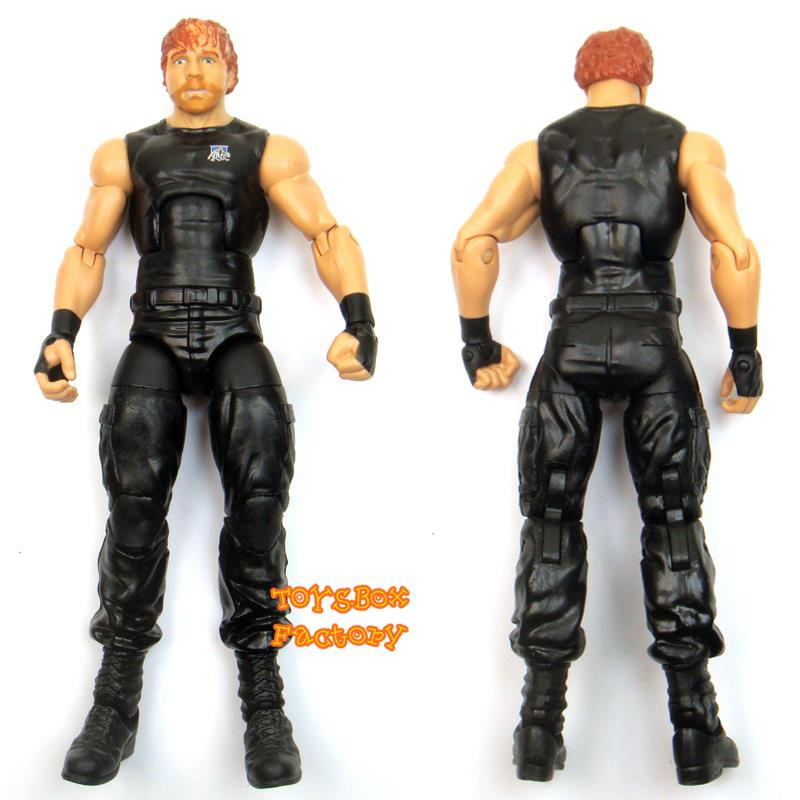 Wwe The Shield Dean Ambrose