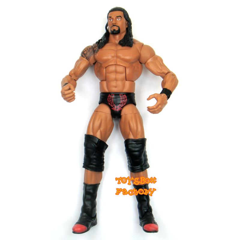 WWE Wrestling Mattel TakeOver NXT Elite Collection Series 3 Roman Reigns Figure