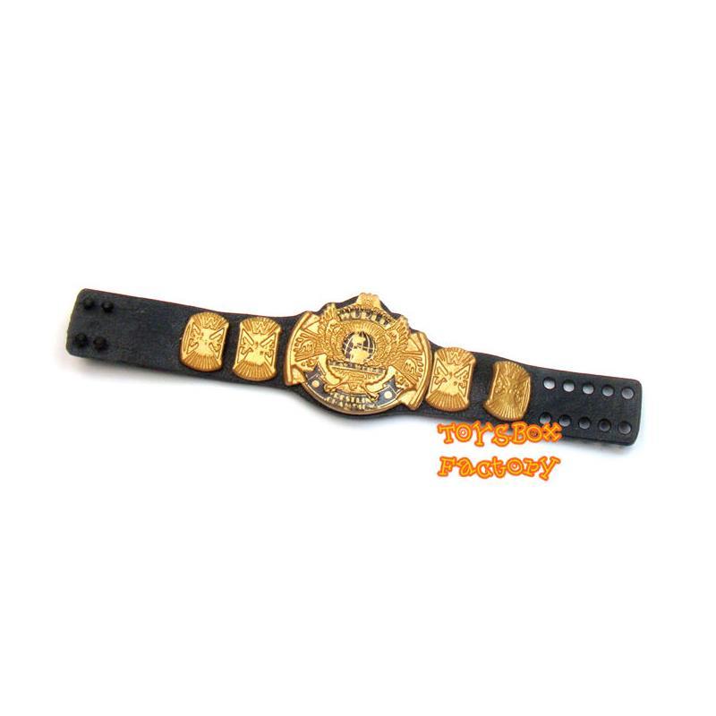 Warriors Orochi 3 Ultimate Item Box Locations: WWF WWE Ultimate Warrior W/ Winged Eagle Belt Wrestling
