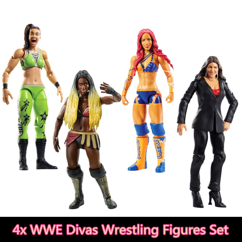 Mattel WWE Bayley Figurine Wrestling NEW IN BOX