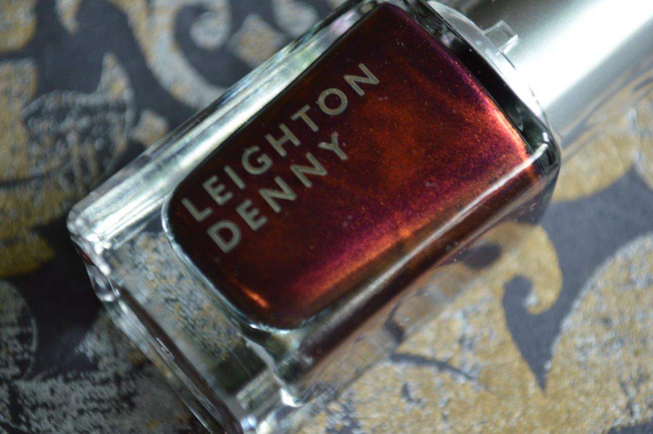 Leighton Denny Expert Nails Choice of Lilac & Plum Polish as seen in ...