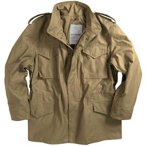Сделано...  Куртка М-65 4 кармана с клапанами на кнопках непродуваемая...
