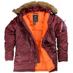Куртка N 3B Slim Fit Москва Парка N-3B от Alpha была разработана для летных экипажей, работающих в...